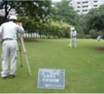 横断面測量
